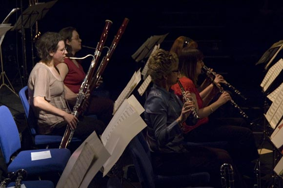 Woodwind in concert